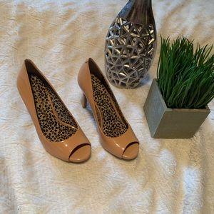 Jessica Simpson Peep Toe Sara Heels